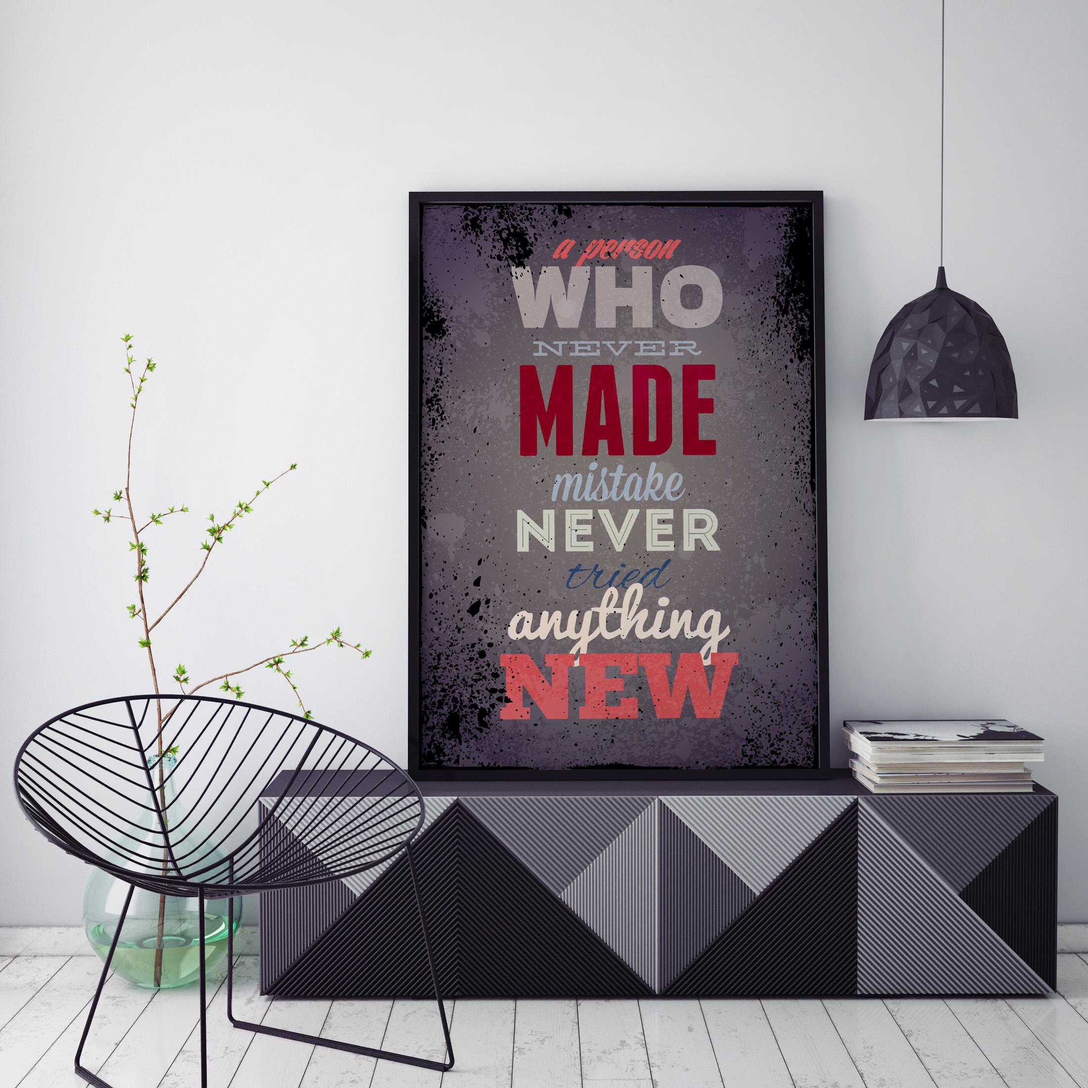 Motywacja Na ścianie Plakaty Motywacyjne Myloviewpl