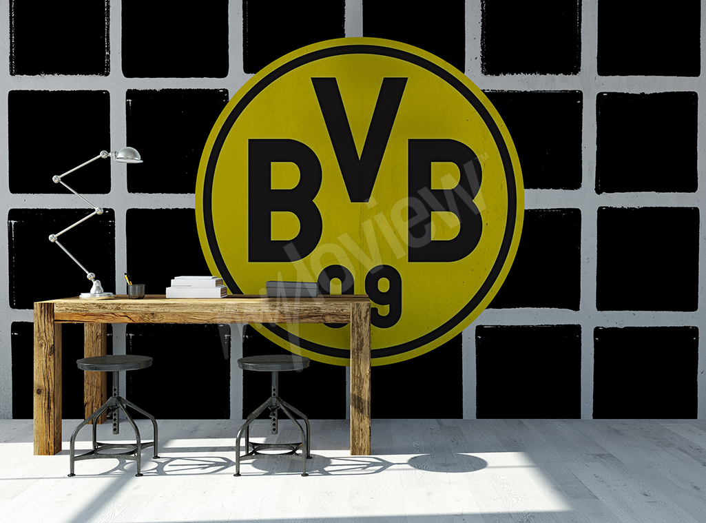 Fototapeta piłkarska Borussia Dortmund