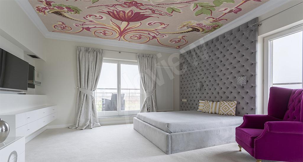 Fototapeta ornament na sufit - Myloview.pl, inspirację przygotował: Dawid