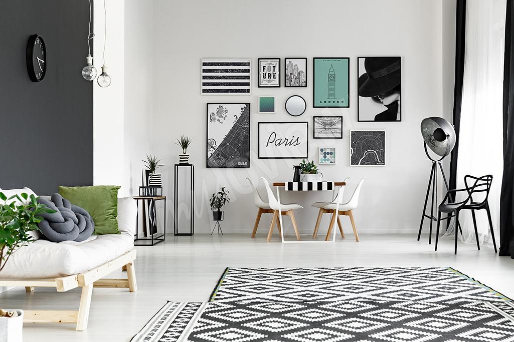 Obrazy do nowoczesnego salonu
