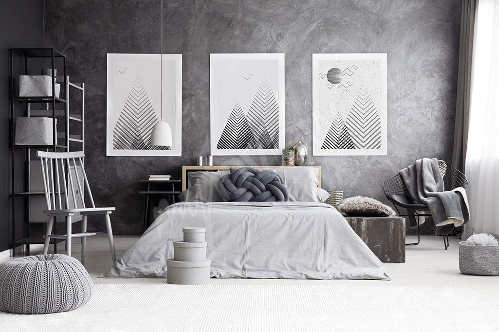 Obrazy minimalistyczna geometria