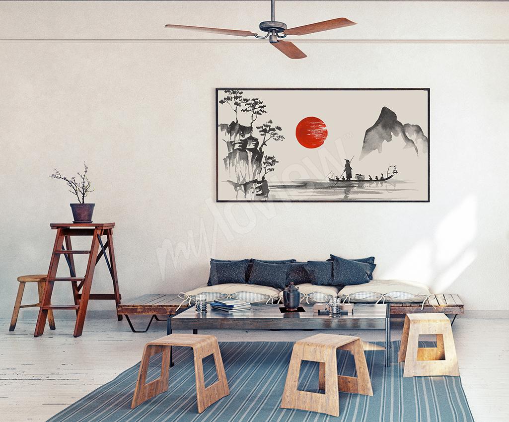 Obraz sztuka japońska