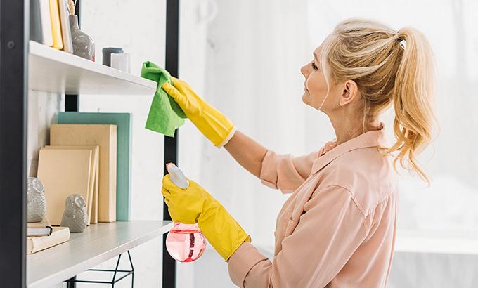 Urządzanie mieszkania alergika