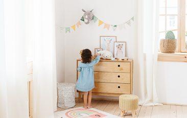 Pokój dziecka w stylu Montessori