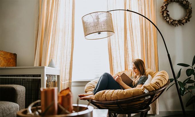 Jak stworzyć domową strefę relaksu