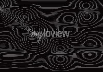 Fototapeta Waves