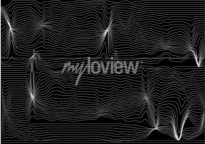 Fototapeta Vibration