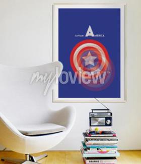 Fototapeta Captain America