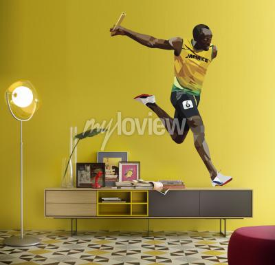 Fototapeta Usain Bolt