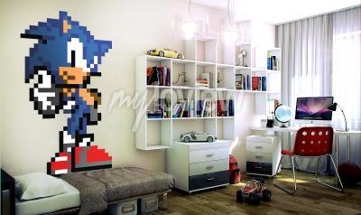 Fototapeta Sonic R