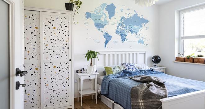 Aranżacja małej sypialni z szafą - sprawdź nasze propozycje!