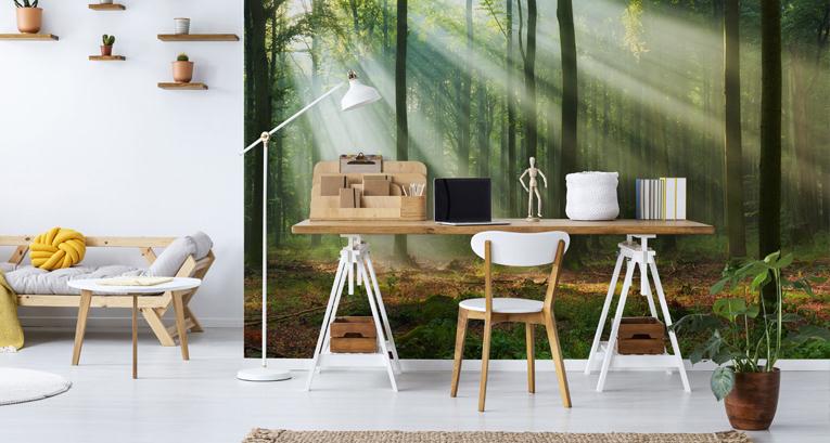 Nowoczesne biuro w domu – sprawdź, jak można je urządzić!