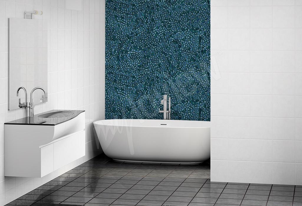 Fototapeta do łazienki abstrakcja