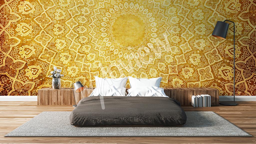 Fototapeta do sypialni orientalna