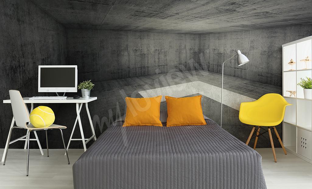 Fototapeta optyczna do pokoju nastolatka