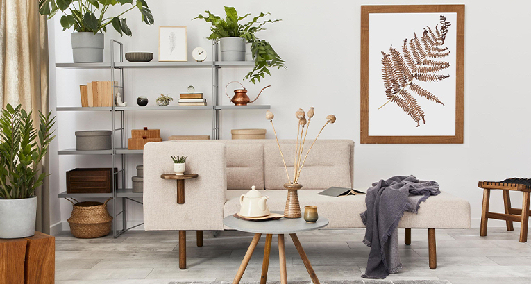 Stwórz przyjazną atmosferę w domu – sprawdź, jak ocieplić wnętrze salonu!