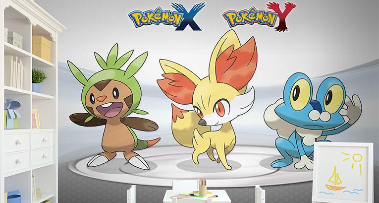 Gadżety Pokemon - fototapety i naklejki inspirowane Pokemon GO