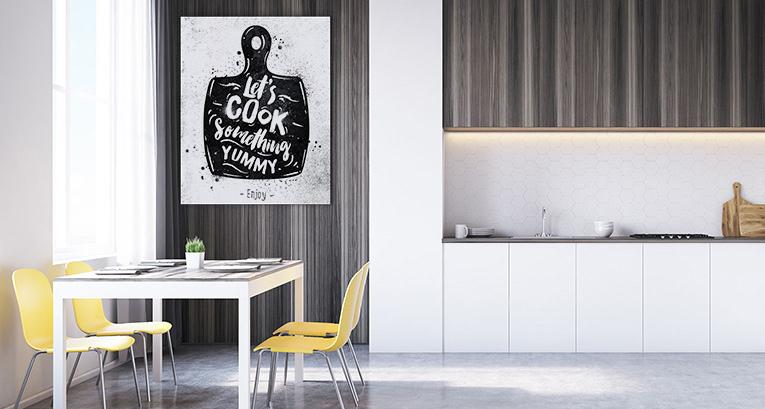 Szukasz naprawdę ciekawego obrazu do kuchni? Oto 7 naszych propozycji!