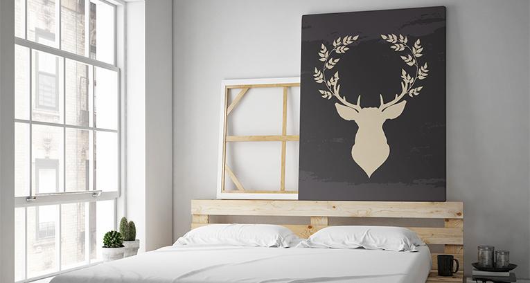 Obrazy w stylu skandynawskim – uniwersalna dekoracja w północnym wydaniu