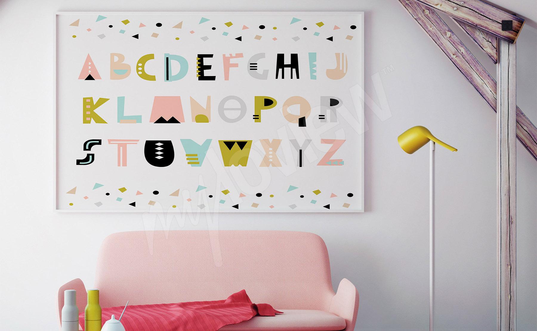 Plakaty Do Pokoju Dziecięcego Plakat Dla Domu Myloviewpl