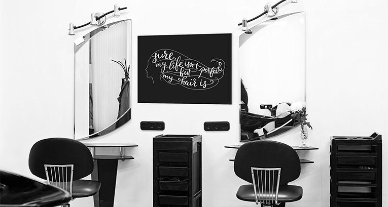 5 najciekawszych plakatów do salonu fryzjerskiego