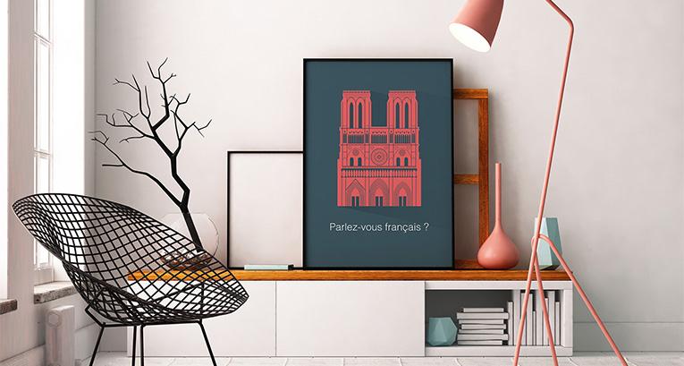 5 plakatów z miastami, na które warto zwrócić uwagę
