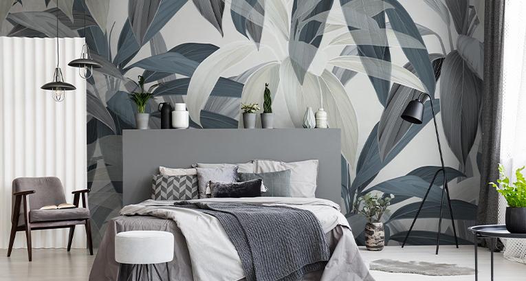 Szara sypialnia – jakie dodatki pasują do niej najlepiej?