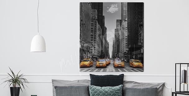 Obraz Nowy Jork panorama
