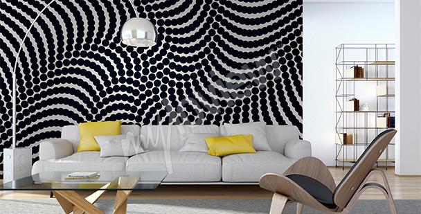 Fototapeta abstrakcyjna spirala