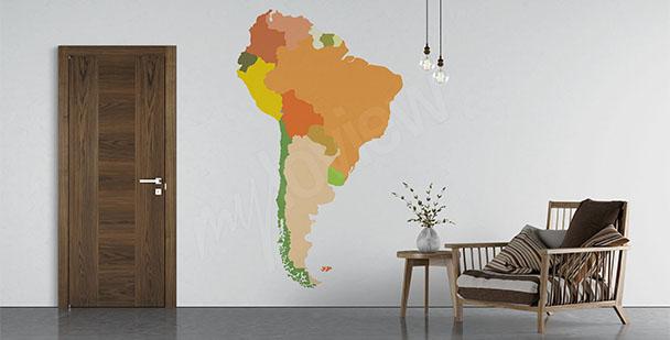 Fototapeta Ameryka Południowa