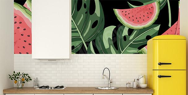 Fototapeta kolorowe owoce