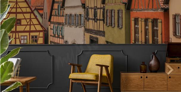 Fototapeta architektura bawarska