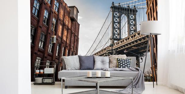 Fototapeta architektura Nowego Jorku