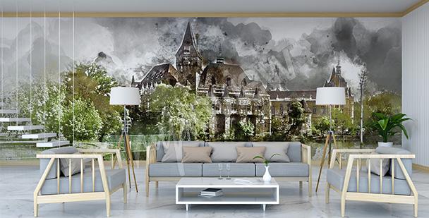 Fototapeta architektura Węgier