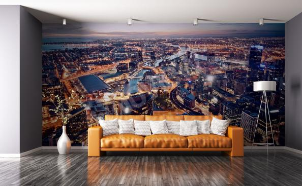 Fototapeta Australia panorama miasta