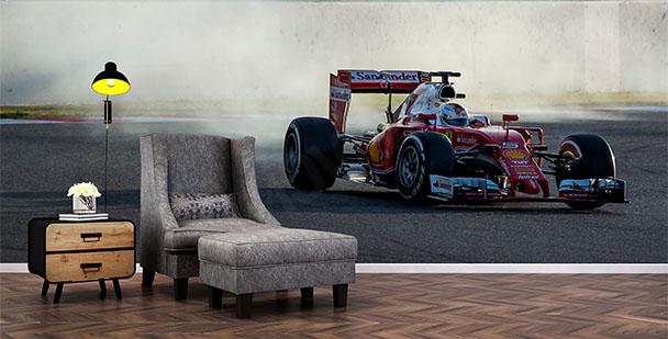 Fototapeta bolid Formuły 1