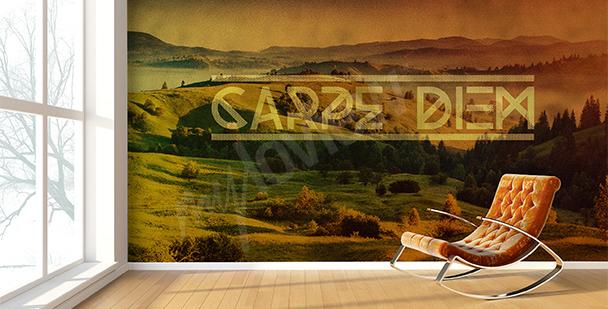 Fototapeta Carpe Diem