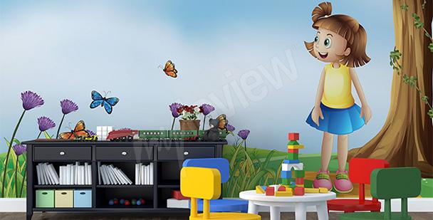 Fototapety Dla Dzieci 3d Fototapeta Myloviewpl