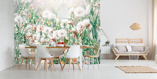 Fototapeta natura do sypialni