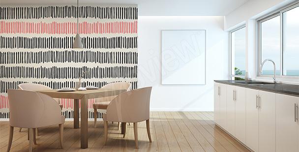 Fototapeta do kuchni abstrakcja