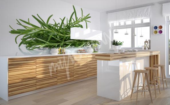 Fototapeta do kuchni zioła