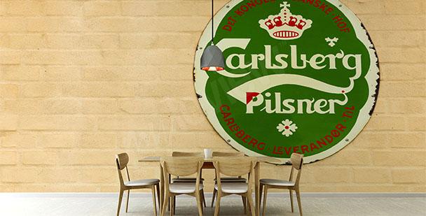 Fototapeta duńskie piwo