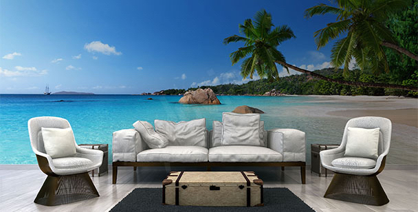 Fototapeta egzotyczna plaża