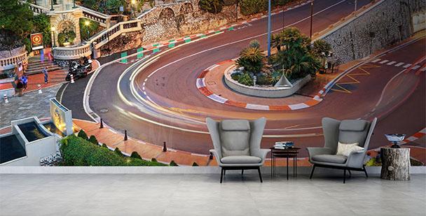Fototapeta F1 Monte Carlo