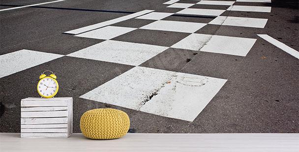 Fototapeta F1 tor wyścigowy