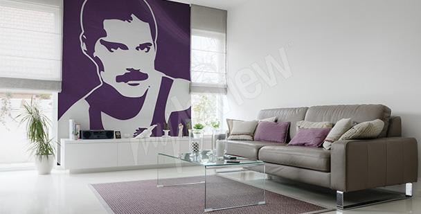 Fototapeta Freddie Mercury