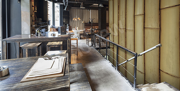Fototapeta hotelowa bambus