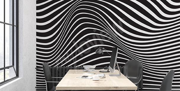Fototapeta iluzja do biura