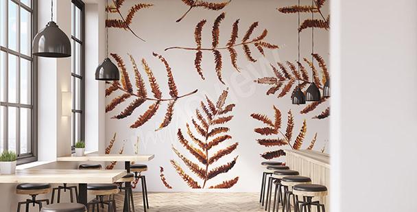 Fototapeta do restauracji jesień