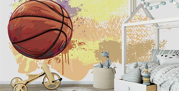 Fototapeta koszykarskie inspiracje